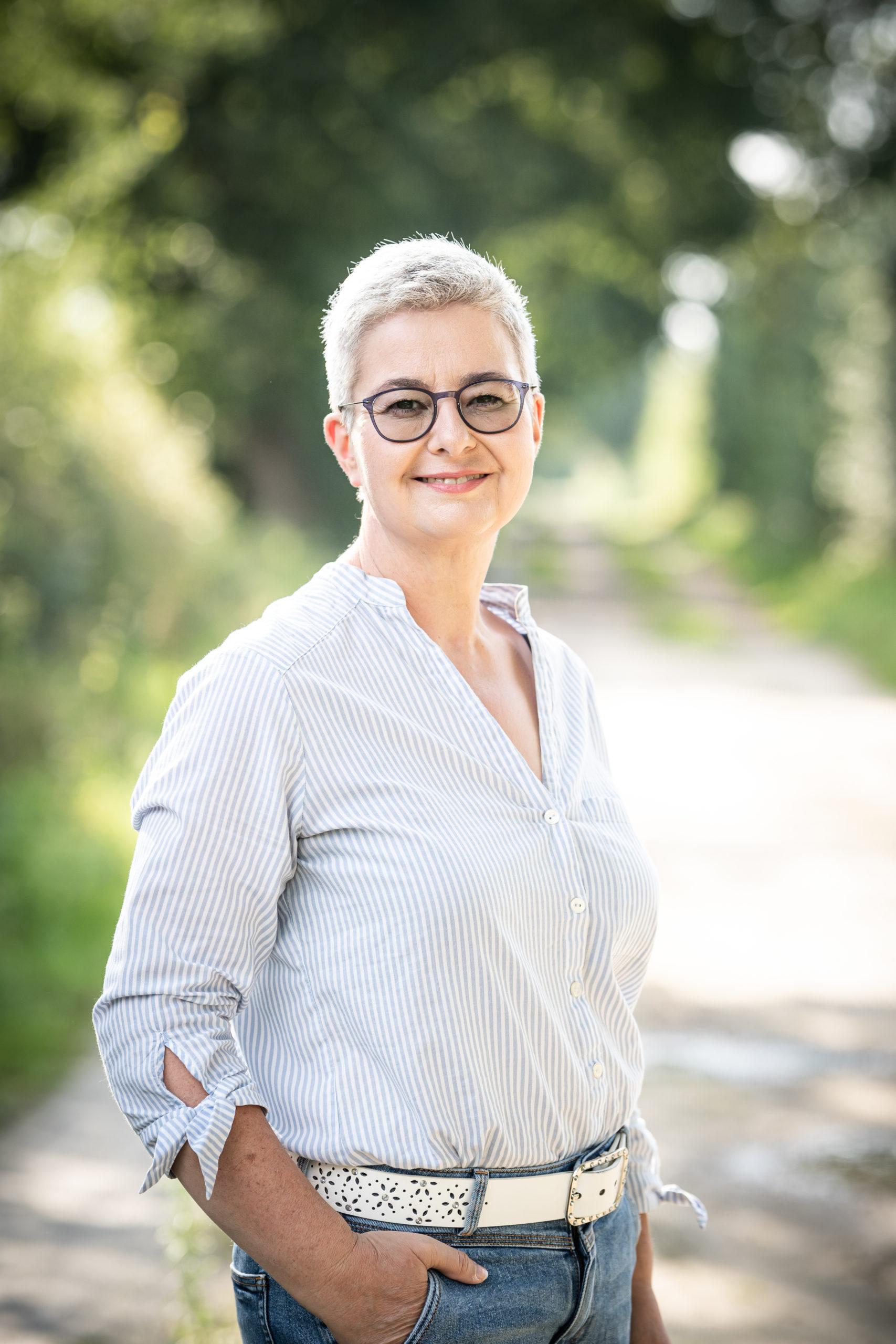 Michaela Ortmayer September 2021